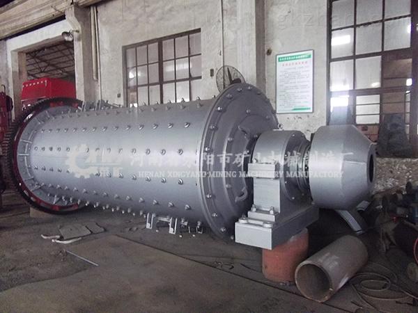 年处理85万吨粉煤灰球磨机