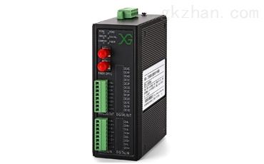 工业级4-20mA电流量光纤中继器