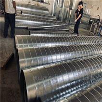 禅城螺旋风管厂 环保设备加工