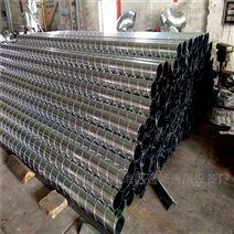 佛山排煙專用螺旋風管生產廠家低價