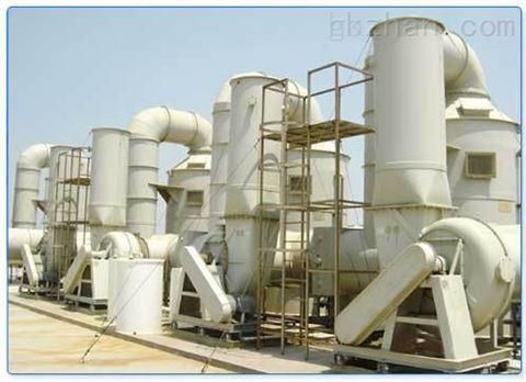 橡胶及橡胶再生废气处理设备