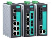 摩沙工业以太网交换机EDS-208