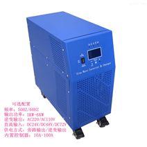 电源控逆一体机6KW太阳能逆变器控制器
