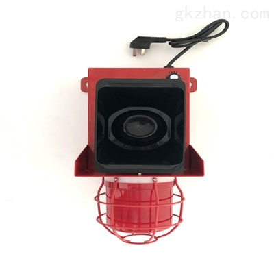 声光报警器工作电压380V