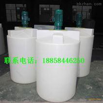 信阳1吨塑料水箱 1立方pe加药箱 1吨搅拌桶