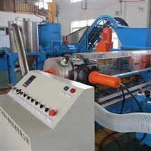 降解母粒挤出设备 可降解塑料造粒生产线