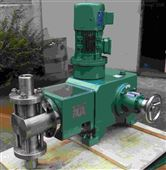 机械柱塞计量泵