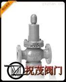 Y42X直接作用弹簧活塞式减压阀