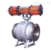 Q647型气动固定式球阀
