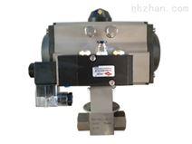 Q611N-160气动高压球阀