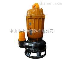2寸污水污物铸铁兴农单相潜水泵