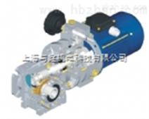UD无极变速器+NMRW涡轮蜗杆减速机电机与鑫新款式