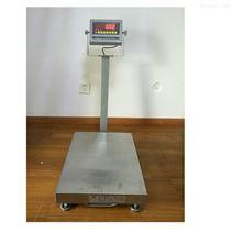 304不锈钢秤重工业150公斤电子台秤