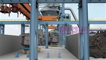 炼钢厂生产流程三维动画