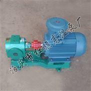 华潮LB-58/0.28保温齿轮泵   泵的技术参数