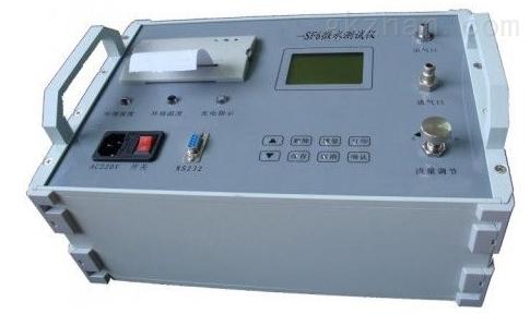 YCWS-8精密SF6微水仪