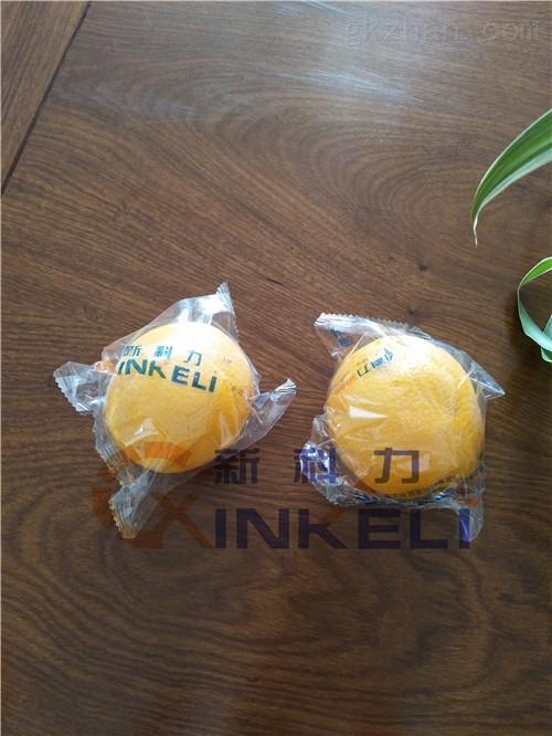 新科力精品袋冰糖桔自动包装机