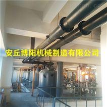 BYGL300-陶土管链式输送机 倾斜管链机设计生产