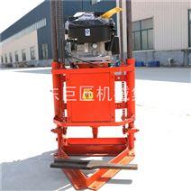 QZ-2B勘探巖芯鉆機輕便取心鉆機體積小