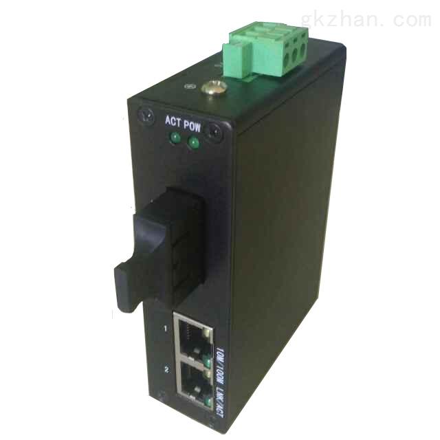工业级光纤收发器