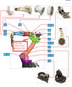 松下機器人减速器配件PWRUA3504300