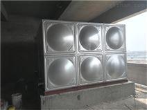 山东筑兴方形304不锈钢水箱