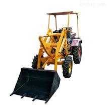 山東廠家全新小型砂石裝載機鏟車
