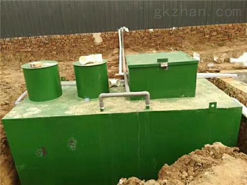 wsz-10m3/h一体化污水处理设备