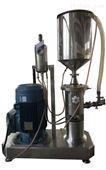 大肠杆菌发酵液浓缩液高速剪切均质机