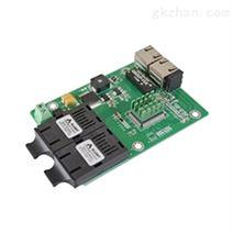 MIE-1204 2光2电嵌入式工业以太网交换机