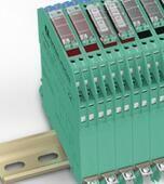 原装倍加福P+F齐纳式安全栅和隔离式安全栅