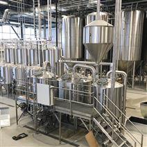 自动化精酿啤酒设备价格 生产制造啤酒厂家