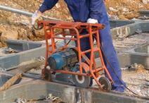 NGM-5.5II型钢轨肥边磨轨机