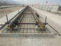 有轨电车专用槽型轨轨排支护