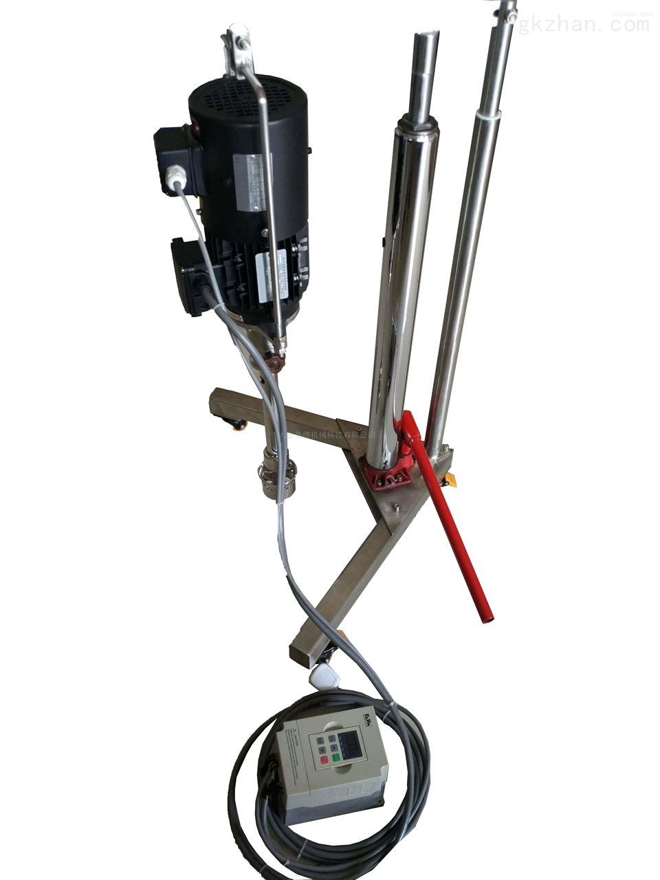 电动升降高剪切分散乳化机