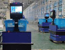 辊筒式搬运机器人