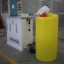 山东滨州口腔医院污水处理设备消毒工艺技术
