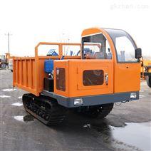 定制4-16吨矿安认证运输车 履带自卸车