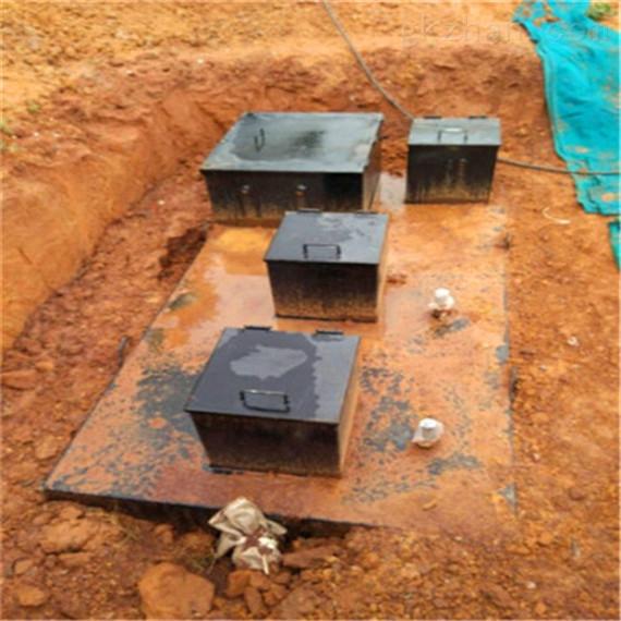 一体化成套生活污水处理设备