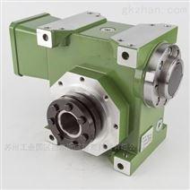 直角雙導程高精密渦輪蝸杆減速機
