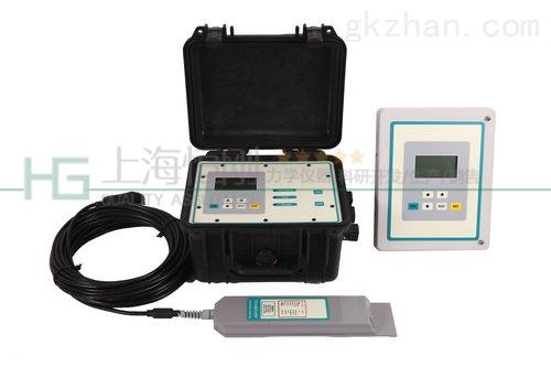 测量水的流量流速仪 测量水面流速的流速流量仪