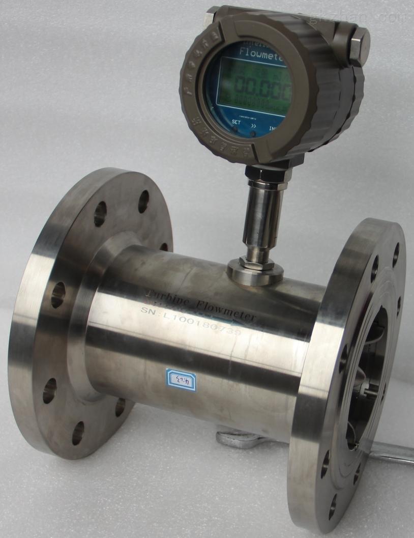 LWGY-4/LWGY-6渦輪流量計