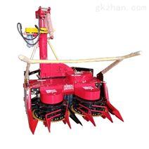 新款玉米秸秆青储揉丝机双圆盘青饲料收割机