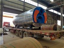 青岛10吨承压热水锅炉安全银晨锅炉厂