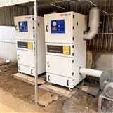 面粉厂扬尘收集专用脉冲反吹集尘器