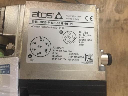 阿托斯ATOS叠加式节流阀超经济适用