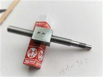 沃凯拓WKT0801研磨精密型微型滚珠丝杆