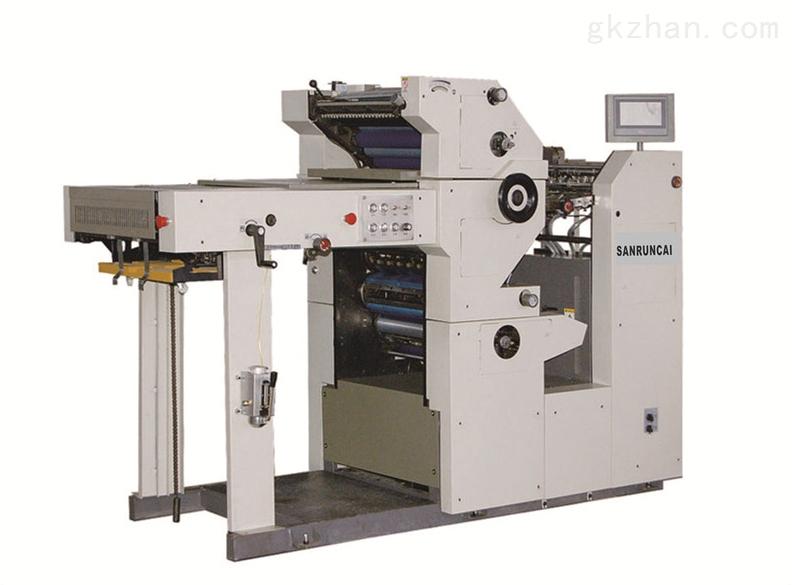 机组式全自动双面胶印机
