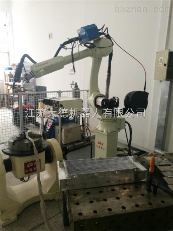 昆山工业焊接机器人_大德重工高效率 低成本