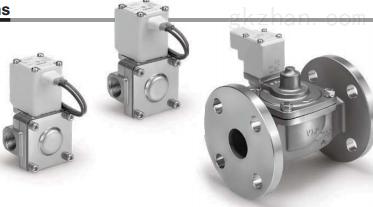 水用:日本SMC先导式2通电磁阀操作